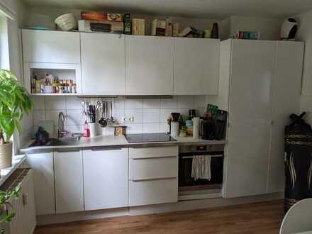 Schöne helle 36m2 Wohnung in Aachen Hörn ab dem 1.1.22