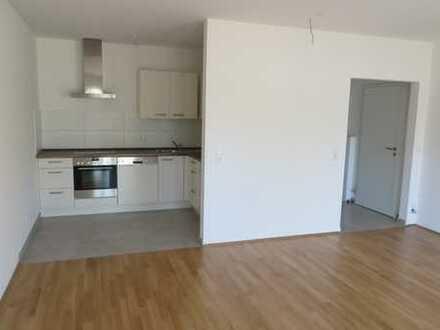 Helle seniorengerechte Wohnung in Weisenheim am Sand (2 ZKB, Südterrasse)
