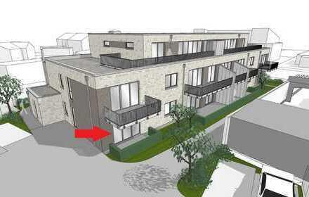 Große 3-Zimmer-Neubauwohnung in ruhiger Lage (Whg. 5)