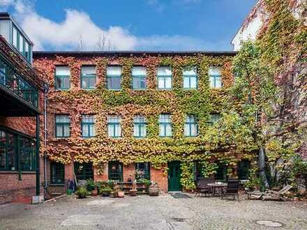 Loft in historischer Ottensener Hinterhof-Fabrik
