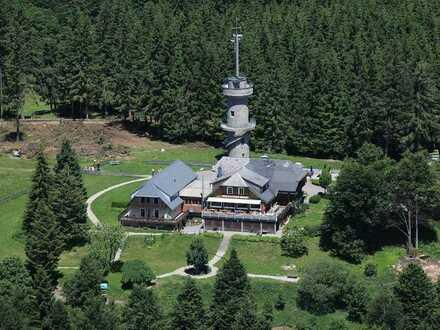 Berggasthof im Schwarzwald in traumhafter Lage