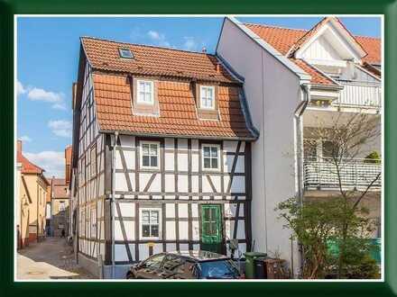 Reifferscheid - Romantisches, klitzekleines Fachwerkhaus für max. 2 Personen, nahe Fußgängerzone