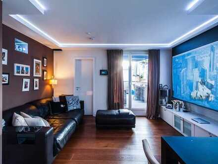 Exklusive Wohnung in grüner Gegend | Provisionsfrei
