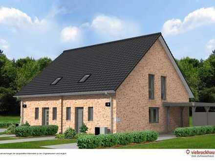 Schöne Neubau Doppelhaushälfte mit Terrasse und Garten in ruhiger Lage in Monheim am Rhein
