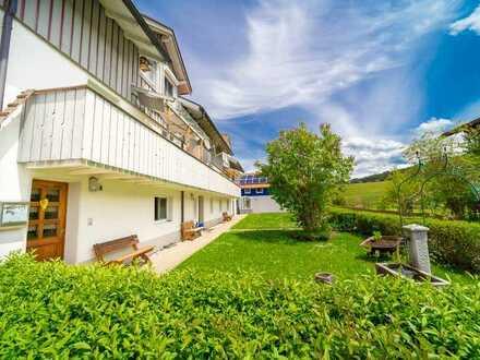 Eigentumswohnung mit Bergblick - Leben, wo andere Urlaub machen!