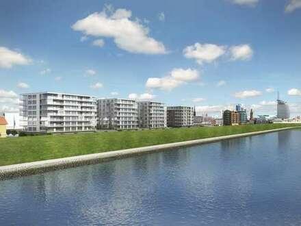 """Moderne Ausstattung im Neubauprojekt """"Weserhäuser Bremerhaven"""""""