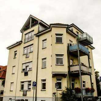 Helle und geräumige 4-Zimmer-Wohnung mit Balkon und EBK , zentral gelegen im Herzen von Ravensburg