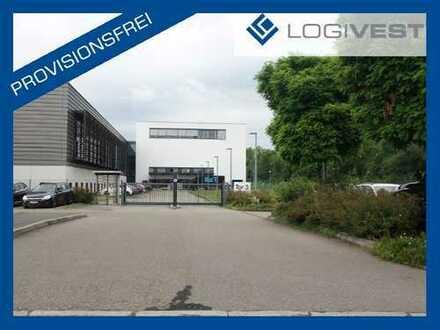 Provisionsfrei ! Lager-und Produktionshalle in Reinsdorf an der A 72