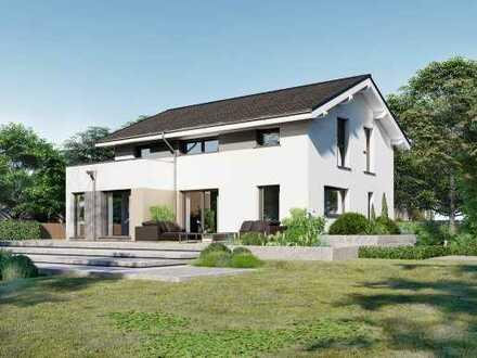 Traumhaus mit 161qm bietet Platz für die große Familie