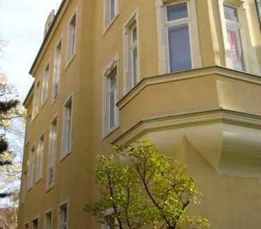 Wunderschöne 3,5-Zimmer-Wohnung in alter Jugendstilvilla in Striesen