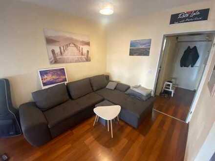 1-Zimmerappartement mit Balkon und Einbauküche