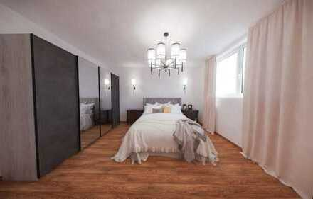 4,5-Zimmer-Südwohnung mit Loggia