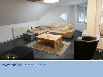 Großzügige und gepflegte 4,5-Zimmer Maisonettewohnung mit Balkon - SOFORT BEZIEHBAR