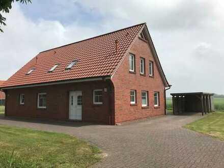 Schönes Haus mit vier Zimmern in Aurich (Kreis), Krummhörn