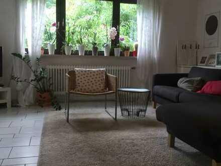 Freundliche 4 Zimmer Wohnung im Grünen