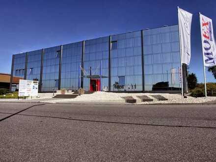 Bürofläche mit 27m² und 36m² im EG - 2. OG Gewerbegebiet Talheim