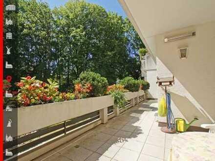 Zur Kapitalanlage: Große 2-Zimmer-Wohnung mit traumhafter Terrasse