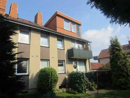 Helle 2-Zimmer-DG- Wohnung im Westen von Gronau