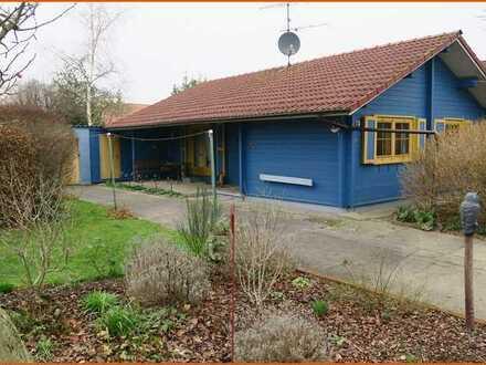 Provisionsfrei für Käufer: Gemütliches Holzhaus in Geestenseth