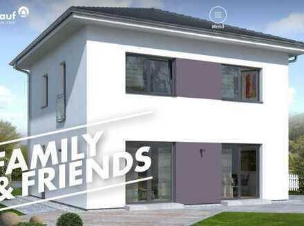 +++ 136m2 Family-Haus jetzt ab 106.299,- Euro +++