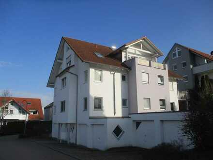 """Gepflegte und ruhig gelegene 2-Zimmer-Single-Wohnung mit Weiblick in """"Aalen-Unterrombach"""""""