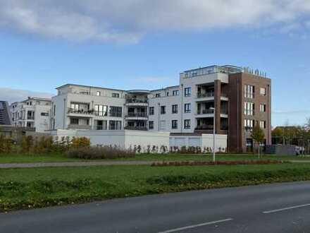 Neuwertige helle 4-Zimmer-Wohnung mit Balkon und EBK in Isernhagen