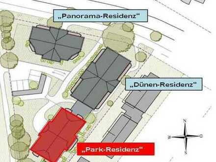 Apartment 5 Park-Residenz im OG