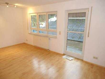 Stilvolle, gepflegte 1-Zimmer-Wohnung mit Balkon und Einbauküche in Horb am Neckar
