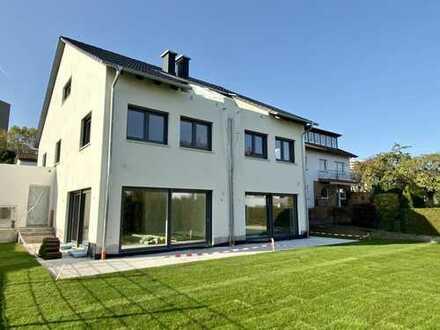 ++Provisionsfrei++ NEUBAU! Große Doppelhaushälfte in Eschborn!