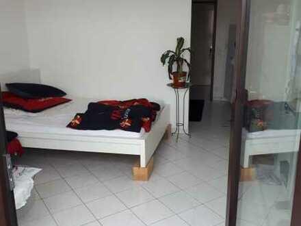 Darmstadt CITY schöne 1 Zimmer-Eigentumswohnung mit großem Balkon....