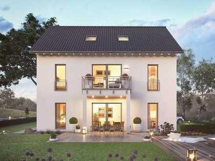 Schönes Zweifamilienhaus mit Platz für die ganze Familie