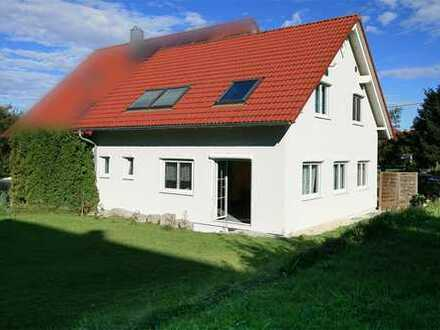 Wolfegg – In Gaishaus steht diese wunderschöne DHH mit tollem Grundstück...
