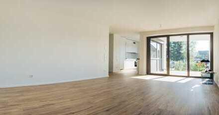 3,5 Zimmerwohnung barrierefrei ERDGESCHOSS Erstbezug