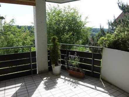 Keine Käuferprovision! Wald im Wohnzimmer – 3,5 Zimmer - 96 m² Wfl. – kleine Wohnanlage