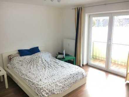 Schöne 1,5-Zimmer-Wohnung mit Balkon und EBK in Mosbach