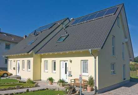 """Ruhige Randlage - kinderfreundlich in einer Anliegerstraße als """"Öko-Line"""" Energiesparhaus"""