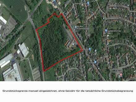 """Bauland mit """"grüner Lunge"""" in Bexbach"""