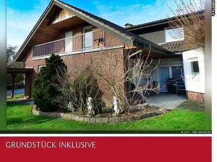 Zweifamilienhaus inkl. Grundstück in ruhiger Wohnlage von Südlohn-Oeding