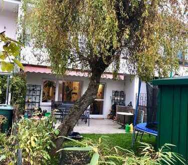 Mering, schönes RMH 170 m², in zentraler und ruhiger Lage, nahe Bahnhof Mering