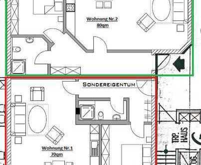 Schöne, geräumige zwei Zimmer Wohnung in Münster, Hiltrup-Mitte
