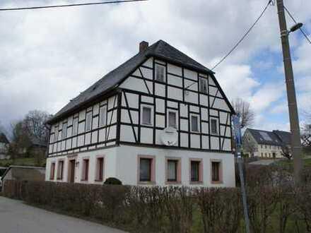 Fachwerkhaus sucht Liebhaber im schönen Ortsteil Börnichen / Oederan