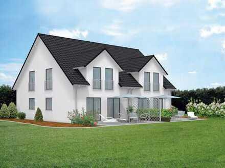 Exklusive Doppelhaushälften in guter Wohnlage - nur noch 1 Grundstück frei