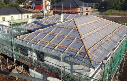 Bungalow Neubau mit großer Terrasse und Garten - grün, ruhig und trotzdem in 5 Min. im Zentrum!