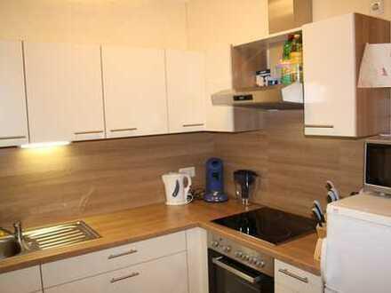 Zentrumsnahe Maisonette Wohnung mit Einbauküche