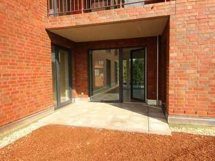 3D-Rundgang - Neuwertige 3-Zimmer-Wohnung mit Süd-Terrasse im Fischbeker Heidbrook!
