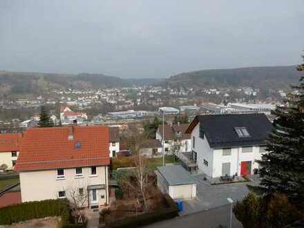 4 Zimmer Dachgeschosswohnung über den Dächern von Mosbach