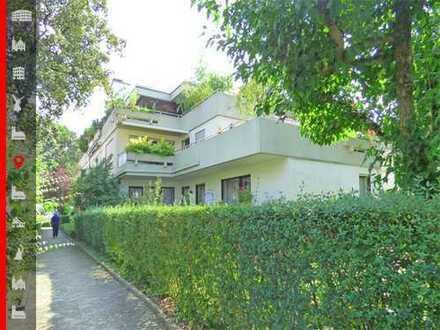 Dachterrassentraum! 4-Zimmer-Wohnung mit riesiger Dachterrasse in bester Lage sofort verfügbar