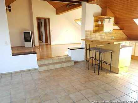 Schöne, großzügige Wohnung mit EB-Küche und sonniger Dachterrasse, MA-Friedrichsfeld