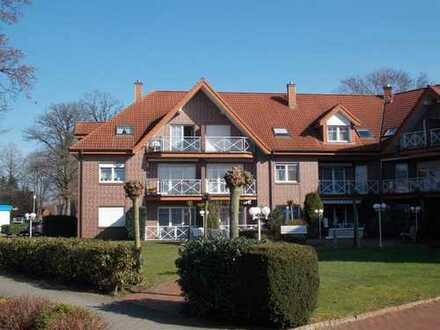 Erdgeschosswohnung Nr. 3 mit Terrasse in Sögel, www.deWeerdt.de