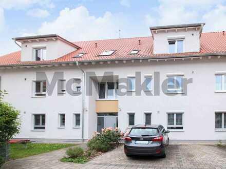 Komfortables Wohnen in naturnaher Lage: Moderne 4-Zi.-ETW mit Balkon nahe Landau in der Pfalz